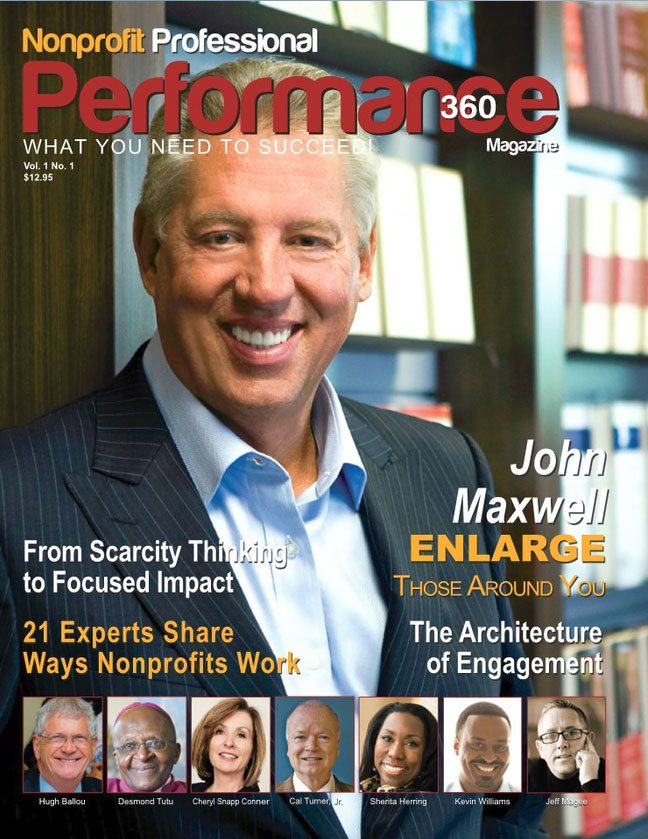 Nonprofit Professional Performance 360 - Issue #1