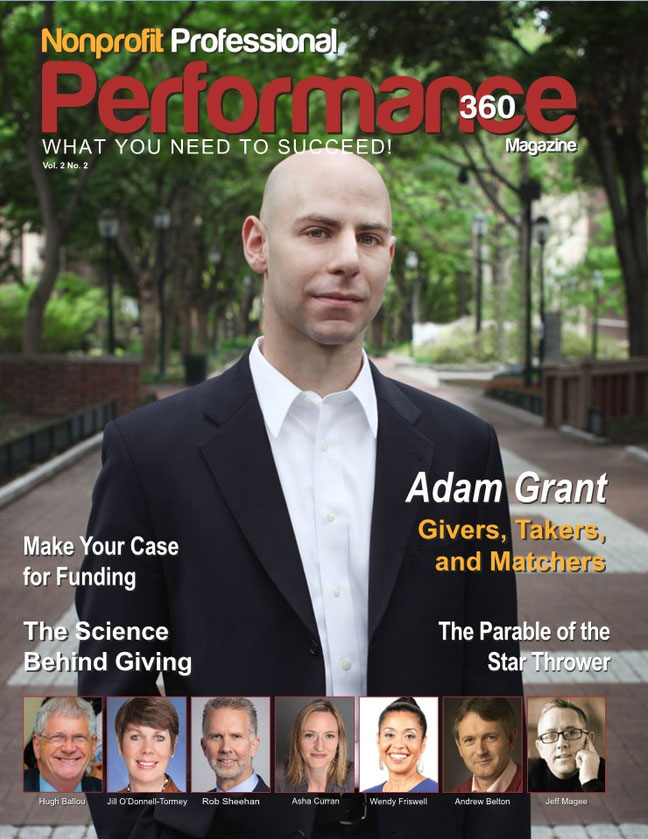 Nonprofit Professional Performance 360 - Issue #4